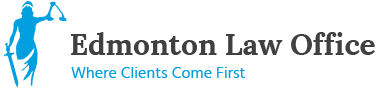 logo for Edmonton law office